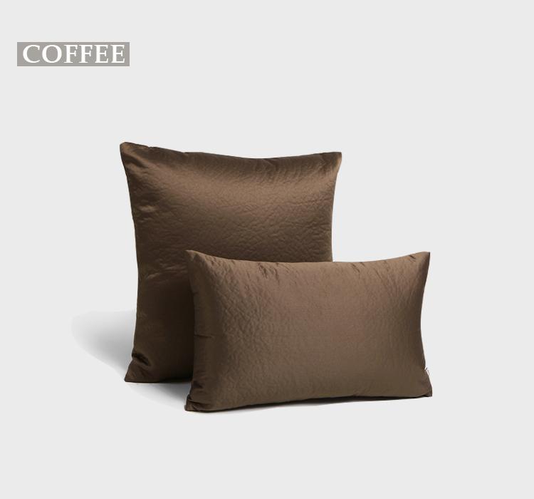 sofa cushion back cushion pillow cover seat cushion cover for office