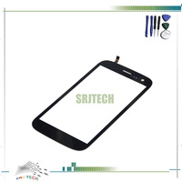 Explay X-tremer Touch Screen Digitizer Front Glass Replacement Parts +Tools Free Shipping