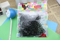 2014 Korean hair headwear one-time repeatedly, head of elastic rope Small bags rubber bands