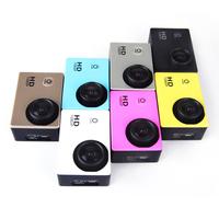 New Mini SJ4000 Sport Action Camera Diving Full HD DVR DV 30M Waterproof extreme