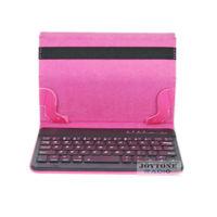Joytone 7 inch pu leather bluetooth keyboard case(YNK-27)