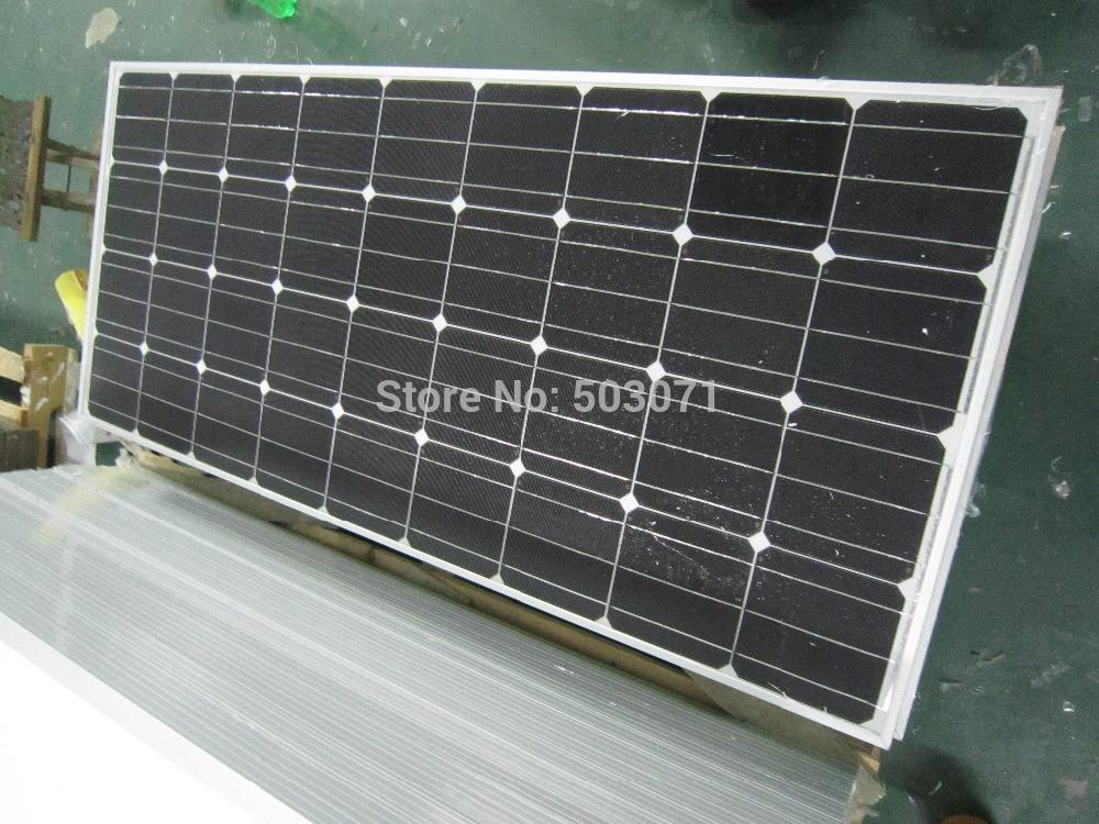 High Efficiency 100W Solar Panel(China (Mainland))