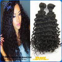Unprocessed Peruvian Virgin Hair 4 Bundles,Modern Show Kinky Curly Peruvian Virgin Hair,Vip Beauty Hair Deep Curly Virgin Hair