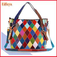 2015 Hot Sale Women's Shoulder Bags Fashion Leather handbags Vintage Bag Women Messenger Bag Day Clutch Leather Handbags