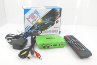 Free shipping! 2015 new arrival  HD DVB-T2 terrestrial digital television receiver Compatible with DVB T2 HDMI+USB+PVR