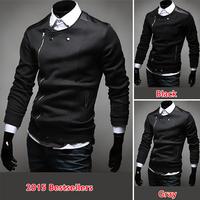 2014 new arrival men Hoodies Sweatshirt  men Sport coat Set Of Sports men Men's Outerwear  free shipping MW05