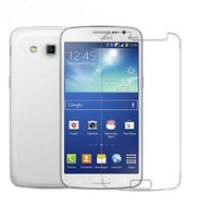 3 PCS Front HD Transparent Clear Screen Protective Film + Cloth For Samsung Galaxy Grand 2 G7102
