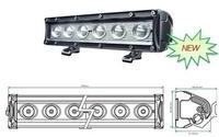 "New 2014 10-30V 10.5"" 30W off road LED work light tractor Truck Trailer SUV Boat ATV led bar"