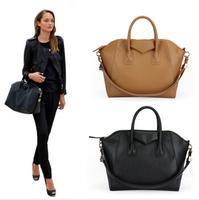 Newest Europe and America women handbag star bag portable shoulder Messenger bag big bag
