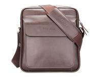 hot sale fashion men bags, FEGER men genuine leather messenger bag, high quality man brand business bag, men shoulder-bags