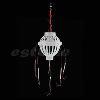 Fishing Tackle Sea Fishing Box Hook Monsters with Six Strong Fishing Hooks Hot