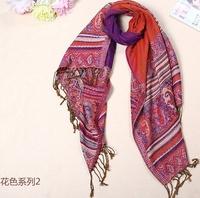 Warmer woman Winter Fashion Scarf Style girl's Shawl Wrap Stole Lady Neckerchief S11001