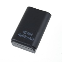 Rechargeable 4800mAH Battery Pack for Xbox for 360 Wireless Controller Dual T7