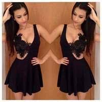 New 2015 summer dress Vestidos Femininos sexy Women's Casual  bodycon vestidos lace evening party dress bandage vestido de festa