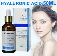 Brand Face Care 50ML Hyaluronic acid high moisturizing liquid whitening repair anti aging Intensive hydrating serum Makeup Toner