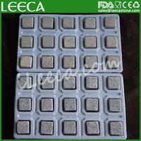 Leeca stone/whisky stone set