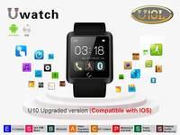 U Smart Watch U10L Wrist  watch for iPhone 6 5 5S 4 4S Samsung S5 S4 Note 4 HTC Android Phone Smart phone Update U8 / U10