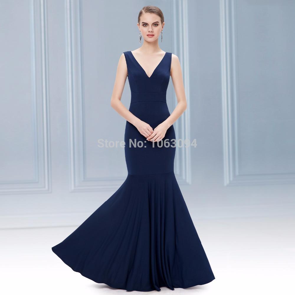 Платье на студенческий бал Ever Pretty 8290 2015 V HE08290RD коктейльное платье every pretty 2015 ap05241bk he03315rd