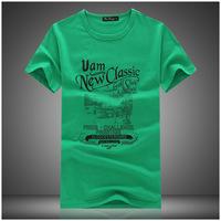 2014 new men's short sleeve t shirt wiz khalif aroupas masculina crooks and castles