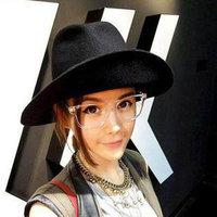 5Pcs/Lot Transparent crystal box glasses frame multicolour fashion eyeglasses frame Free shipping