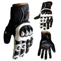 Motorcycle gloves Pro-Biker  MOTOr Racing Motor Knight Urban Riders Luvas Motocross Motorbike Gloves Blue Red L XL