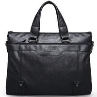 Men Messenger Bags Leather Business Shoulder Bag Men's Travel Tote Shoulder Handbags Vintage Briefcase Free Drop Shipping XB120