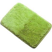 Fashion super soft carpet/floor rug/area rug/ slip-resistant mat/doormat/bath mat free shipping # ZH182(China (Mainland))