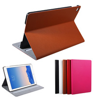 Genuine Real Leather Case Protective Skin Stand Flip Cover For Apple ipad air2 ipad 6 ipad6