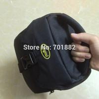 EU SALES Black Color Universal Camera Shoulder Bag Case for Powershot Camera