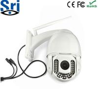 Sricam AP005 5x Optical Zoom Wireless Camera 1.0 Megapixel 720P Wifi Outdoor IP Camera Pan Tilt Zoom PTZ IP Camera