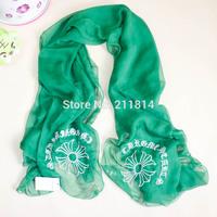 180*150 cm Women's European and American style explosion models silk scarf winter scarf shawl ,Muslim headscarf