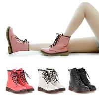 autumn platform fashion boots martin boots motorcycle boots shoes women's #ZJJ38