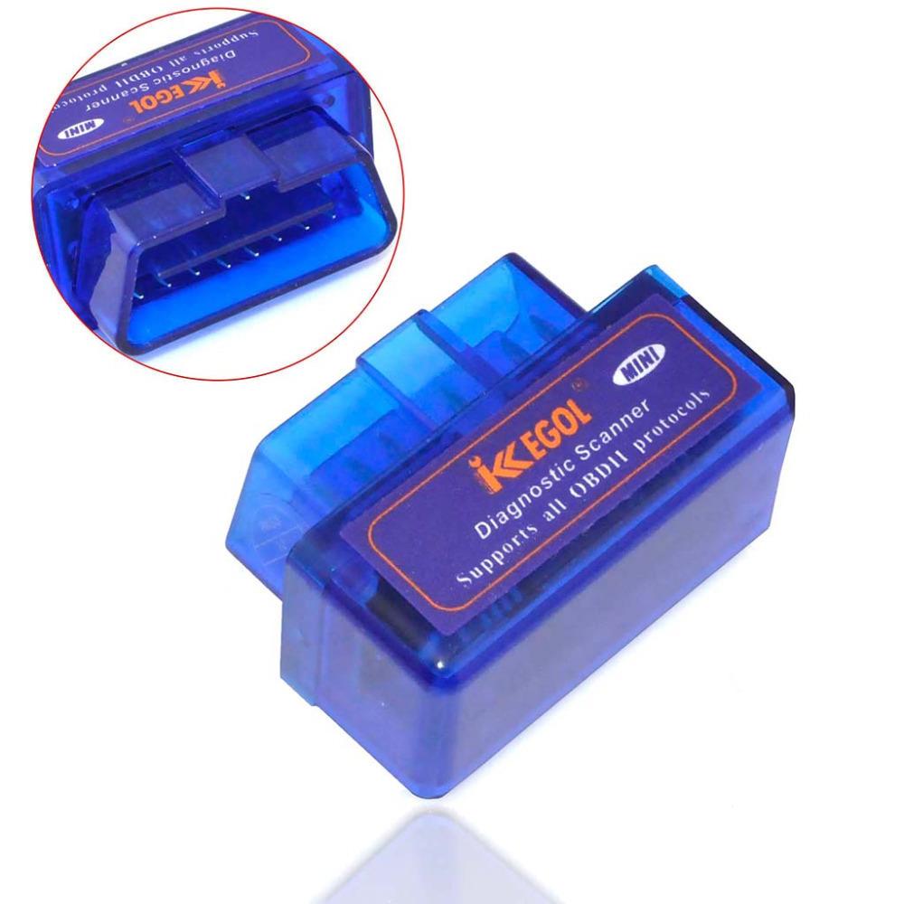 ELM327 Bluetooth OBD2 II 1.5 Car Auto Diagnostic Torque Scanner Scan Tool Blue(China (Mainland))