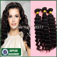 Cheap virgin indian curly hair,indian virgin hair bundle deep hair,50g/pcs 3/4pcs/lot  free shiping