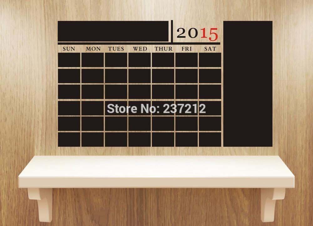 wall sticker calendar images