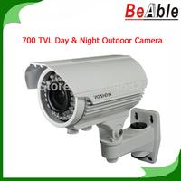 DWDR Security Camera 700 TVL SONY Day & Night IR Camera Outdoor 42 pcs IR LEDs Varifocal lens 2.8-12 mm lens Bullet Camera CCTV