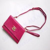 1PC FREE SHIPPING Mini fashion women cover Clutch bags shoulder bag #MHB016