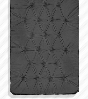 2 people outdoor camping hiking auto inflatable air mat large self inflated air mattress for bivvy as tent bed(China (Mainland))