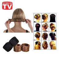 dropshipping  Hairagami fashion hair band, hair accessories,Hairpin Hairagami Bun Tail Hairagami Brand new as seen on TV
