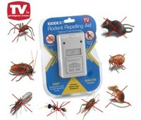 New Hot Seal!Electronic Riddex Pest Control Pest Repelling Aid Pest Killer Ant Pest Repellent Plus As See On TV