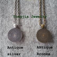 Chicago Blackhawks NHL Hockey necklace hockey fans team gift cheap jewelry