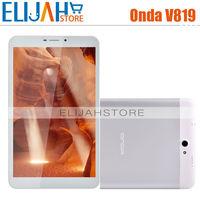 "Newest!2014 Onda V819 Marvell1920 Quad Core Tablet PC 8.0"" 1280*800 IPS Screen 1GB/16GB Dual Camera 0.3MP/2.0MP GPS Wifi 4G LTE"