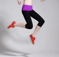 2014 NEW Yoga pants running tights pantalones deporte woman lycra leggings woman fitness sport clothing for yoga free shipping