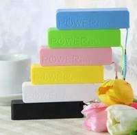 2600mAh Perfume USB External Backup Battery for IPhone 4S 5 5S Charger Powerbank Mobile Power for Samsung S5 S3 Note2