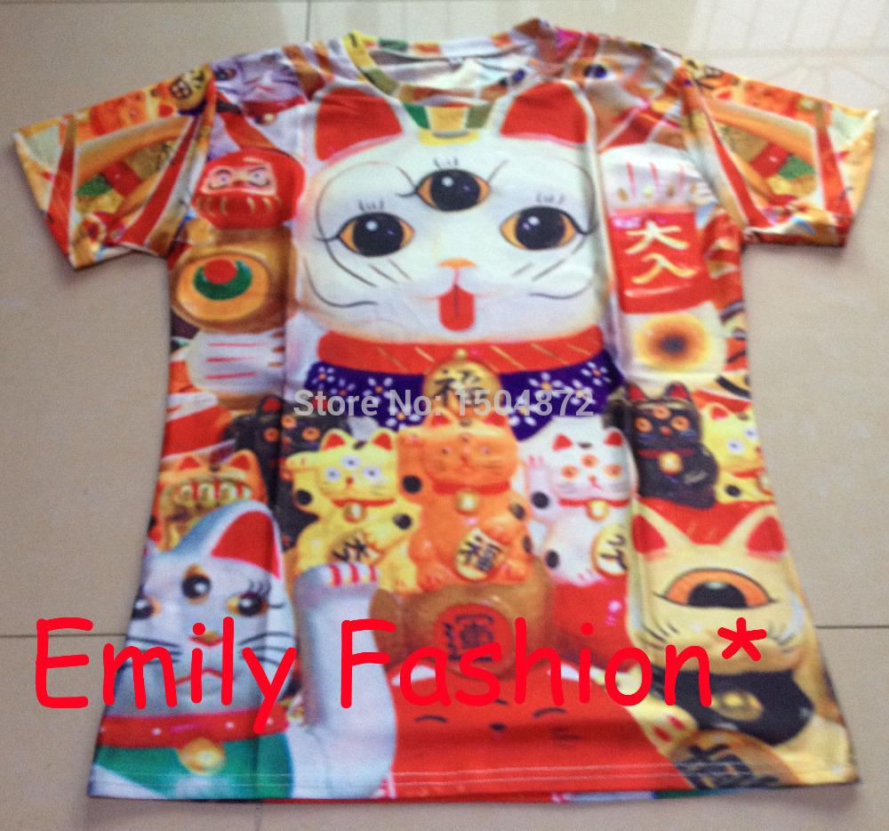 Мужская футболка Emily fashion HD 3D t A-17 мужская футболка emily fashion t rihanna 3d t s m l xl xxl a 51