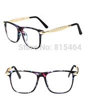 Japanese designer brand unisex clear lens computer glasses frame women gafas oculos eye glasses men eyewear optical frame