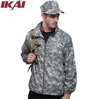 IKAI Quick Dry Brand Men'S Coat Camouflage Outdoor Jacket Tactical Men'S Hiking Cycling Climbing Military Jacket HMA0036-5