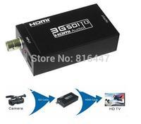 Free Shipping SDI to HDMI Video Converter HD-SDI 3G-SDI SD-SDI to HDMI For Driving Monitor 1080P, factory price for reseller