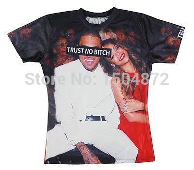 Мужская футболка Emily fashion t rihanna 3d t /s/m/l/xl/xxl A-51 настенная плитка emil ceramica giselle prugna 25x60