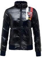 2014 new winter duck down jacket women warm slim short style coat Motorcycle Jacket